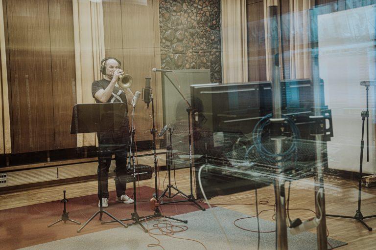 """Recording session – """"Longing"""" December 2020 Warszawa"""