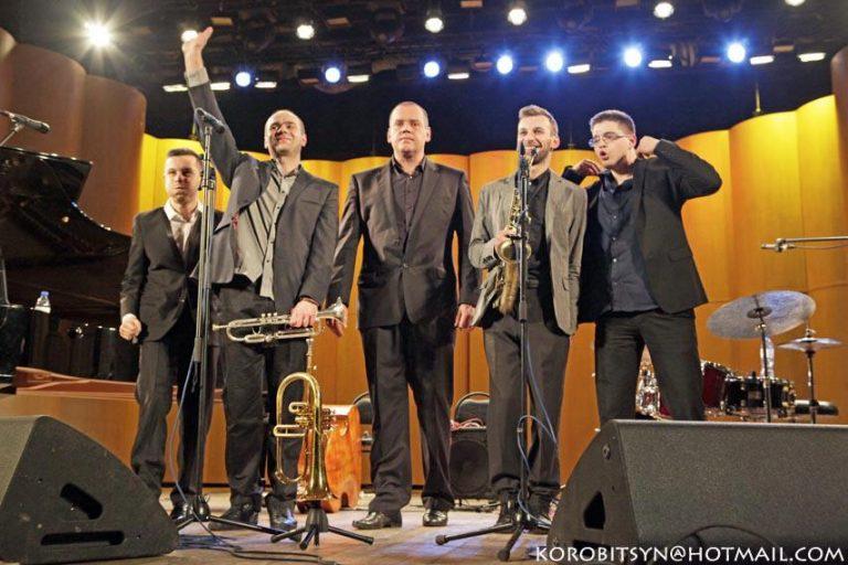 2nd Polish Stars of World Jazz Festival – Moscow (08.02.2013) Photo: Vladimir Korobitsyn