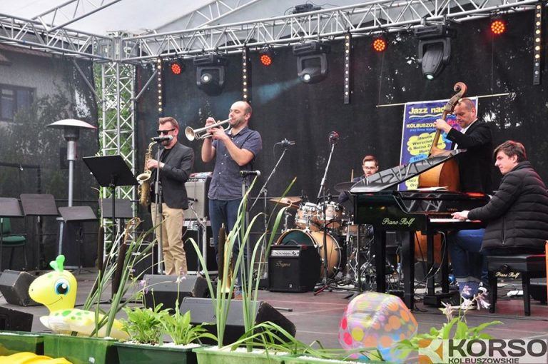 "New Bone na festiwalu ""Jazz nad Nilem"""