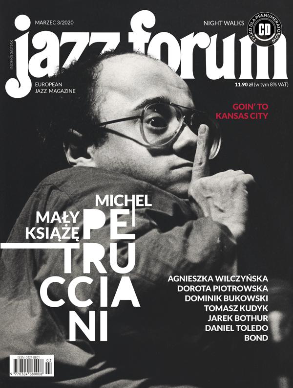Wywiad z Tomaszem Kudykiem w Jazz Forum