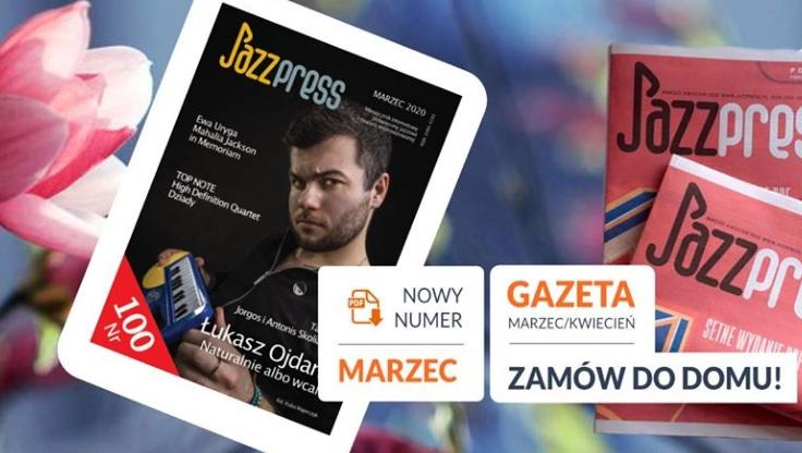 Zapowiedź płyty w JazzPRESS