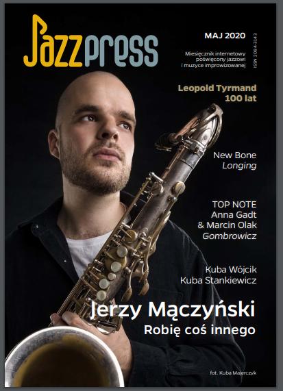 Wywiad z Tomaszem Kudykiem w JazzPRESS