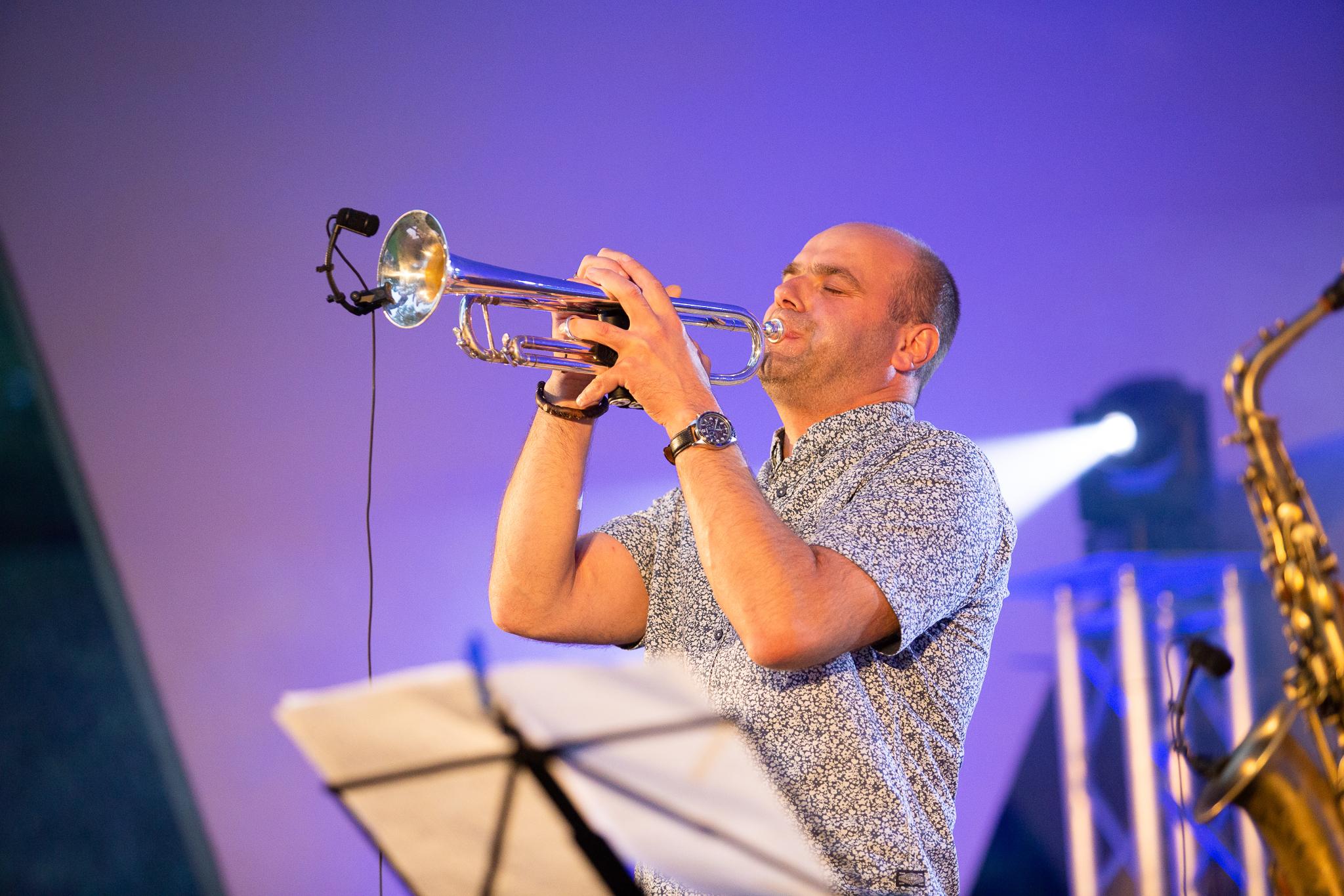 Photo report from the concert in Tarnów (2020). Sebastian Maciejko