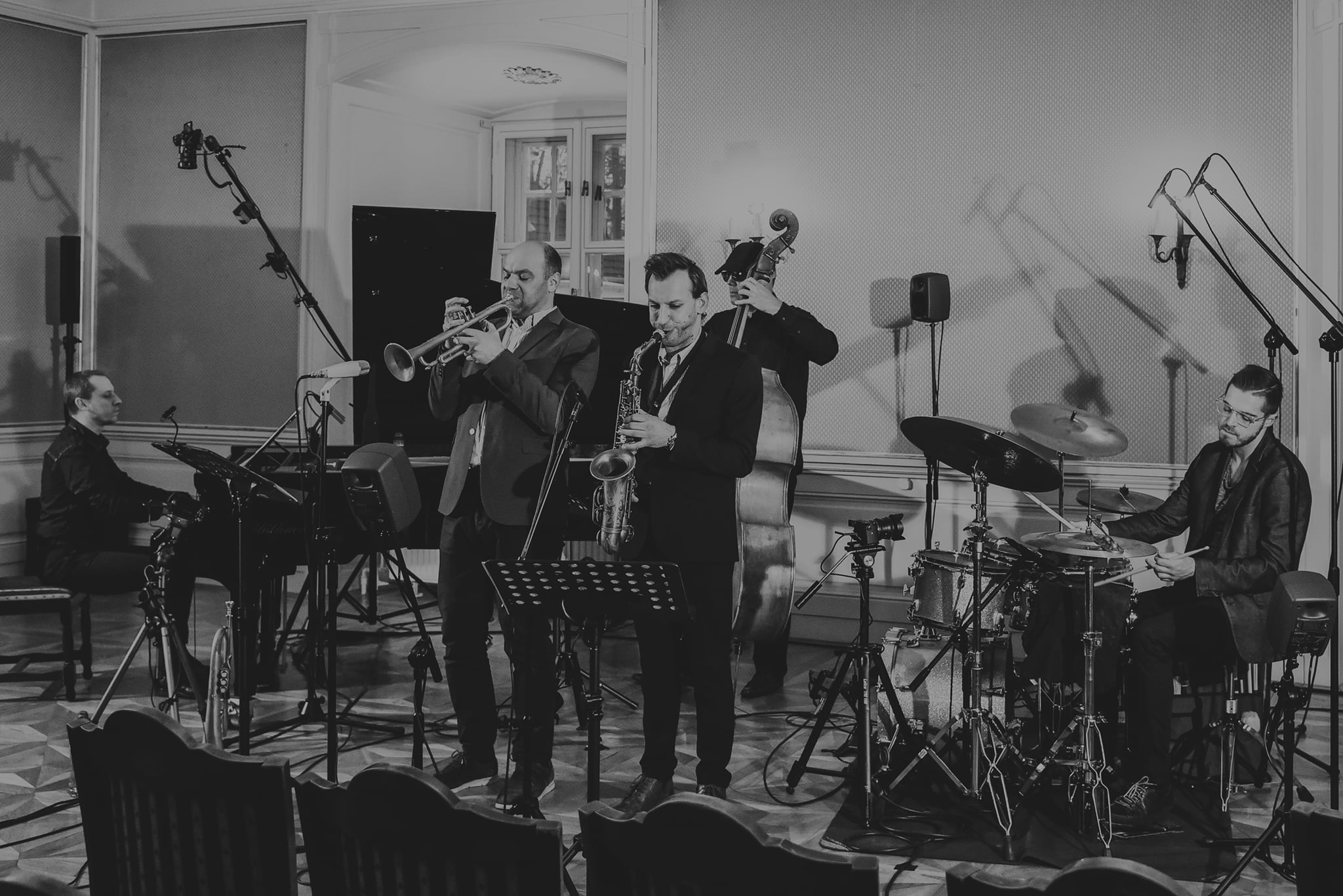 Photo from online concert for the Polish Institute in Moscow (photo Klaudia Krupa)